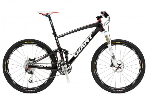 Двухподвесный велосипед Giant Anthem X Advanced SL 1 (2010)