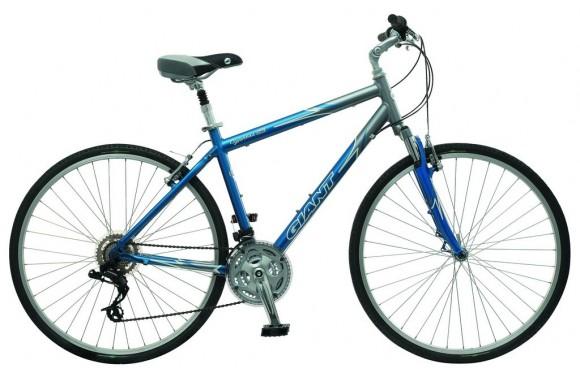 Комфортный велосипед  велосипед Giant Cypress Se (2007)