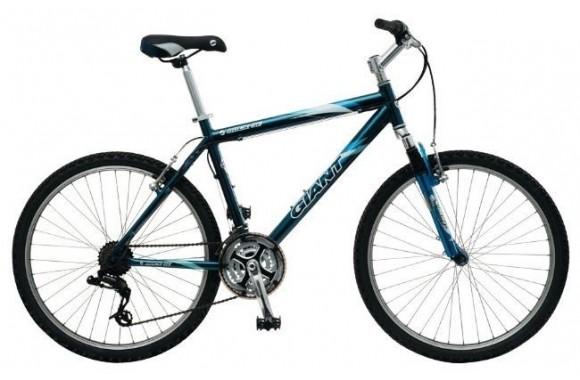 Горный велосипед Giant Rock Se (2006)