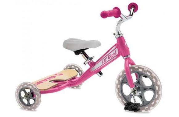 Детский велосипед  велосипед Giant L'il Trike (2014)