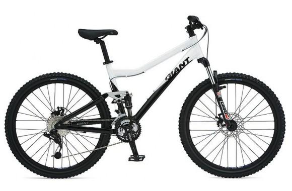 Двухподвесный велосипед  велосипед Giant Yukon FX (2008)