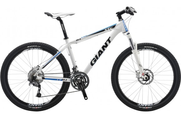 Горный велосипед Giant XTC SE 2 (2011)