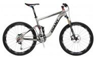 Двухподвесный велосипед Giant Trance X1 (2011)
