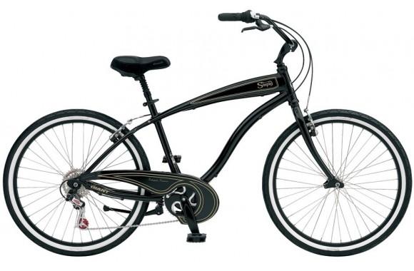 Комфортный велосипед  велосипед Giant Simple 7 (2006)