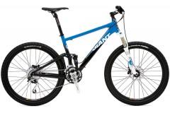 Двухподвесный велосипед Giant Anthem X2 (2009)