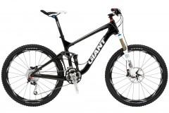 Двухподвесный велосипед Giant Trance X Advanced SL 1 (2010)