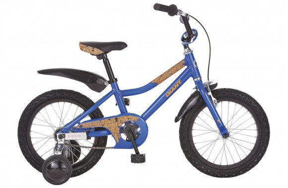 Детский велосипед  велосипед Giant Animator 16 (2011)