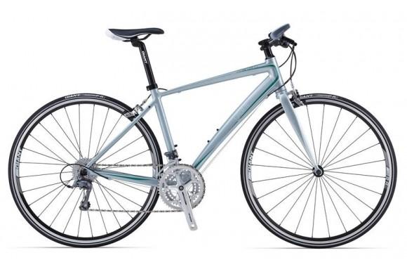 Женский велосипед  велосипед Giant Dash 4 triple (2014)