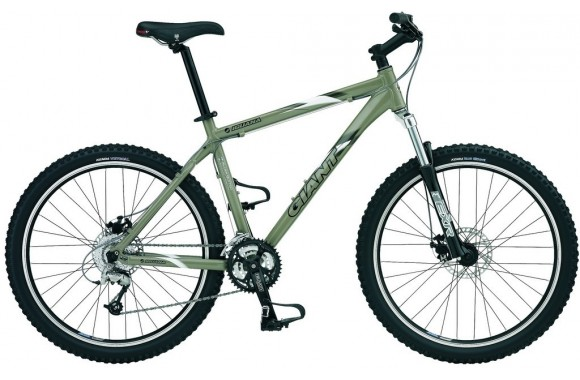 Горный велосипед  велосипед Giant Iguana Disc (2007)