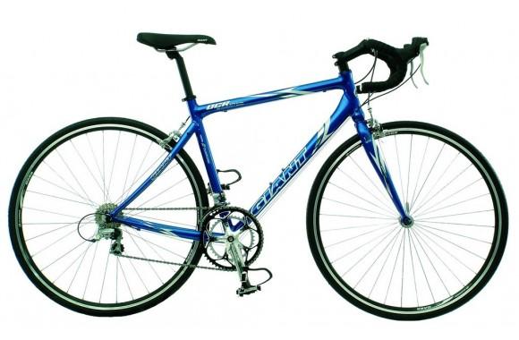 Шоссейный велосипед  велосипед Giant OCR Special (2007)
