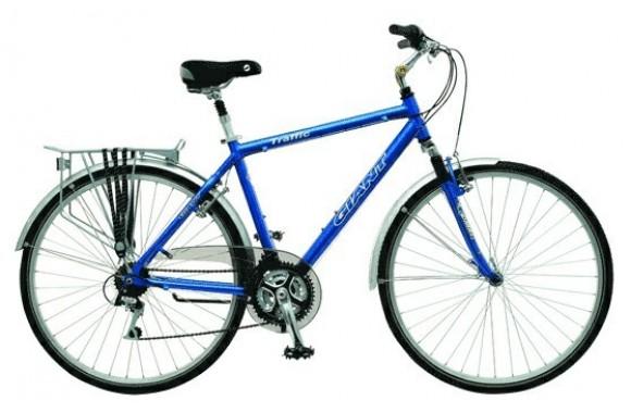Комфортный велосипед  велосипед Giant Traffic (2008)