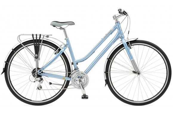 Женский велосипед  велосипед Giant TranSend DX W (2010)