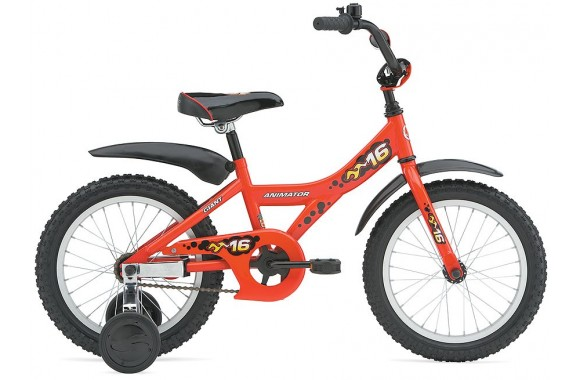 """Детский велосипед  велосипед Giant Animator 16"""" (2008)"""