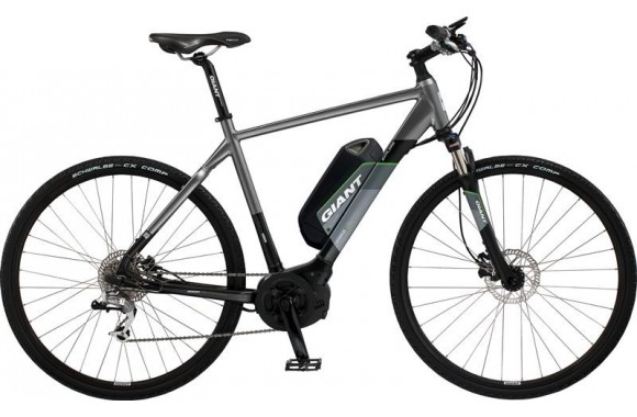 Электровелосипед  велосипед Giant Explore XR E+ GTS (2014)