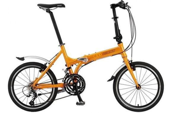 Складной велосипед  велосипед Giant TALLERWAY (2010)