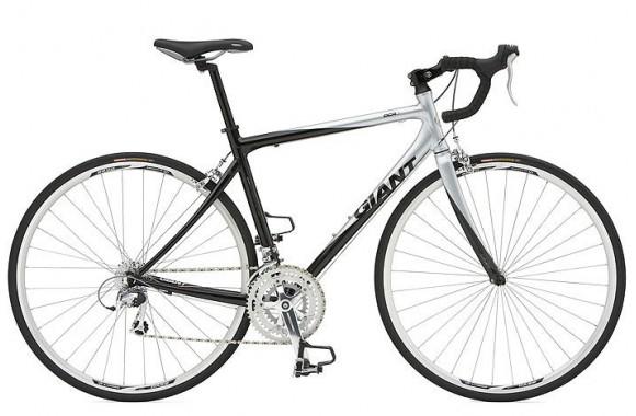 Шоссейный велосипед  велосипед Giant OCR 2 GTS (2008)