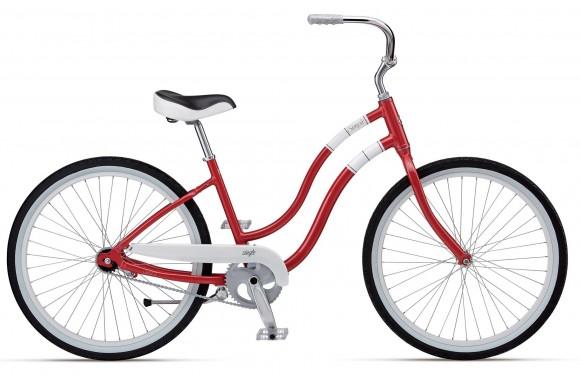 Комфортный велосипед  велосипед Giant SIMPLE SINGLE W (2012)