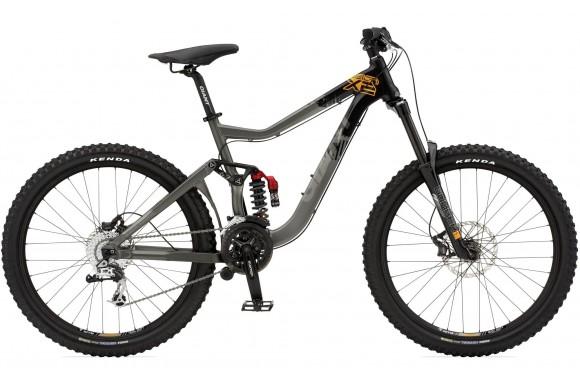 Двухподвесный велосипед Giant Reign X2 (2010)