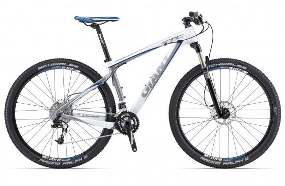 Горный велосипед Giant XTC Composite 29ER 2 (2013)
