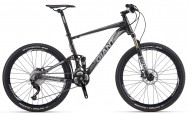 Двухподвесный велосипед Giant Anthem X 1 (2012)