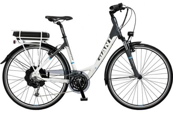 Женский велосипед  велосипед Giant Aspiro E+ 2 LDS (2014)