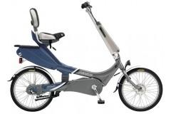 Комфортный велосипед Giant Revive Electric (2008)