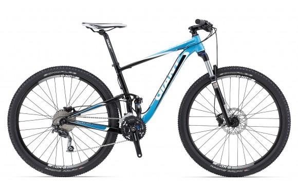 Двухподвесный велосипед  велосипед Giant Anthem X 29ER 4 (2013)