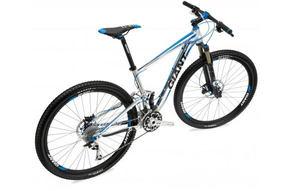 Двухподвесный велосипед Giant Anthem X1 29'ER (2011)