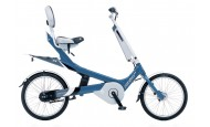 Комфортный велосипед Giant Revive DX (2006)