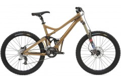 Двухподвесный велосипед Giant Reign X 0 (2007)