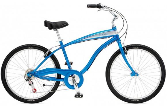 Комфортный велосипед Giant Simple Seven (2009)