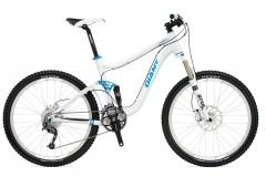 Двухподвесный велосипед Giant Cypher (2011)