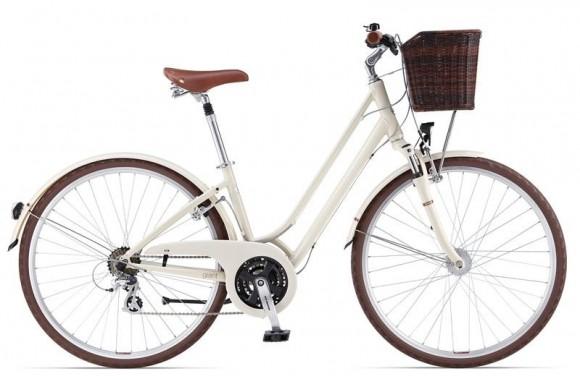 Женский велосипед Giant Flourish 2 (2014)