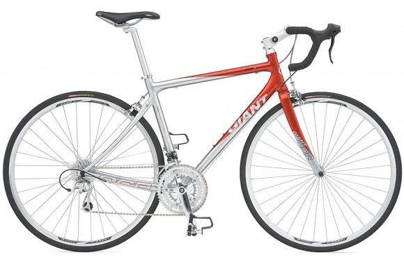 Шоссейный велосипед Giant OCR 3 (2008)