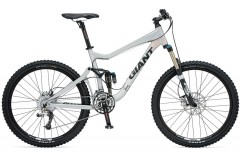 Двухподвесный велосипед Giant REIGN 0 (2009)