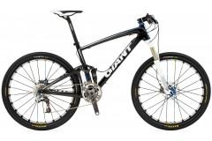 Двухподвесный велосипед Giant Anthem X Advanced SL 0 (2010)