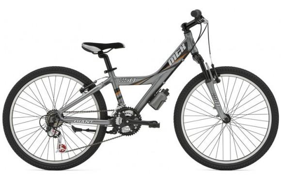 Подростковый велосипед  велосипед Giant MTX 250 Fs Boys (2007)