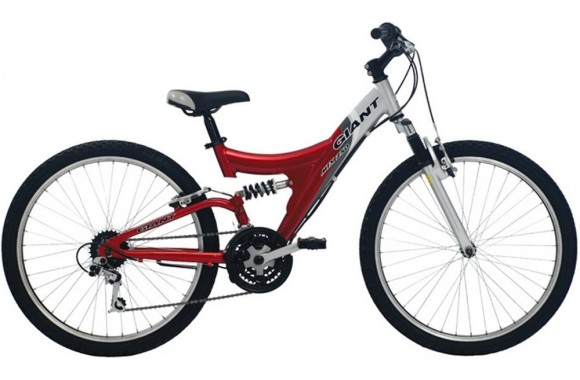 Подростковый велосипед Giant MTX 250 D/s (2006)