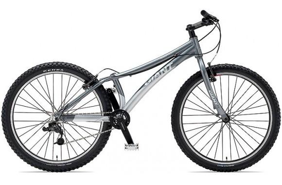 Экстремальный велосипед  велосипед Giant TRIALS Comp (2008)