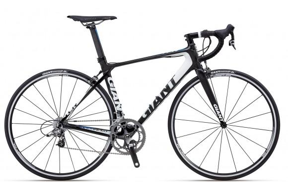 Шоссейный велосипед Giant TCR Advanced 1 (2012)