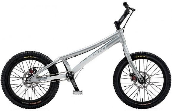Экстремальный велосипед  велосипед Giant TRIALS Comp 20 (2008)