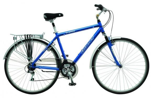 Комфортный велосипед  велосипед Giant Traffic GTS (2007)