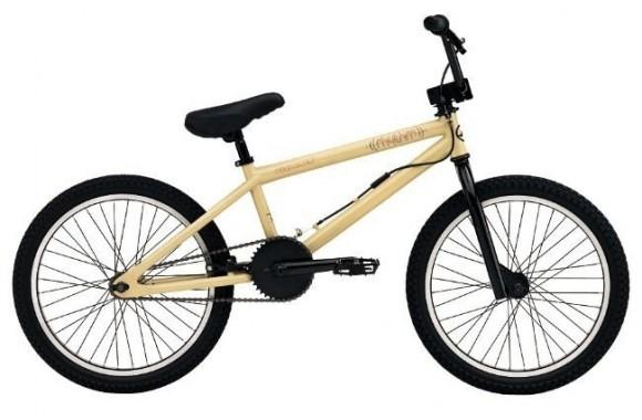 Экстремальный велосипед  велосипед Giant Rhythm (2006)