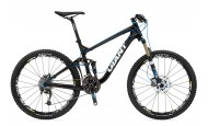 Двухподвесный велосипед Giant Trance X Advanced SL 0 (2010)