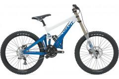 Двухподвесный велосипед Giant Glory DH (2007)