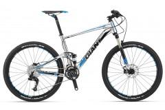 Двухподвесный велосипед Giant Anthem X 0 (2012)