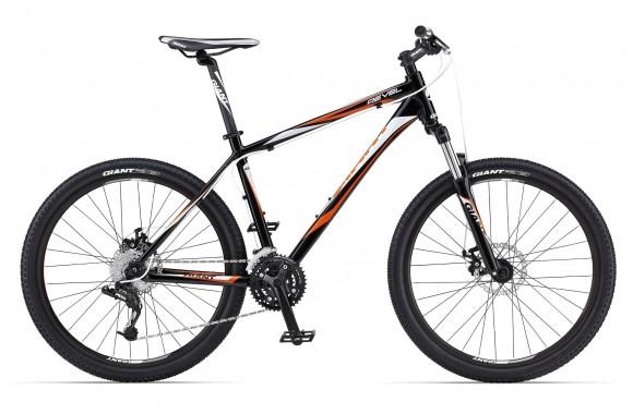 Горный велосипед Giant Revel 1 Disc Mechanical (2013)
