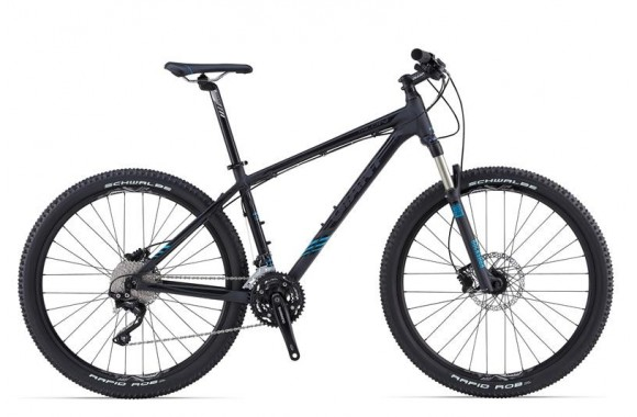 Горный велосипед  велосипед Giant Talon 27.5 1 LTD (2014)