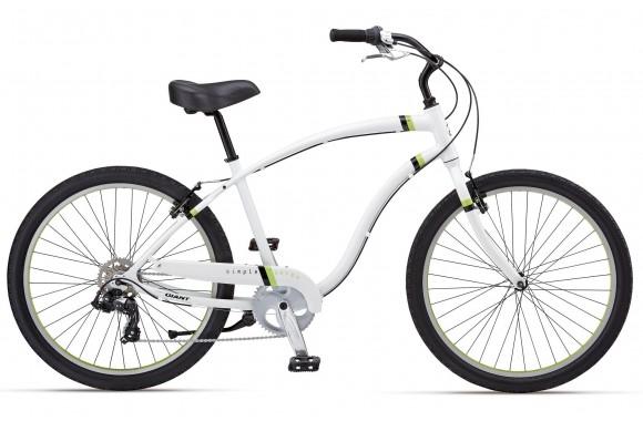 Комфортный велосипед  велосипед Giant SIMPLE SEVEN (2012)