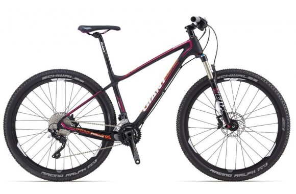 Женский велосипед Giant Obsess Advanced 27.5 (2014)